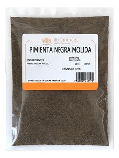 Pimienta Negra Molida 1 Kilogramo