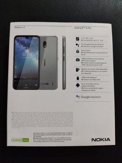 Celular Nokia 2.2 Nuevo