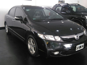 Honda Civic 1.8 Exs Mt Ce Oficial Tomo Usados/financio