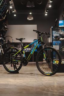Bicicleta Trinx M116 Elite Mtb Rodado 27.5