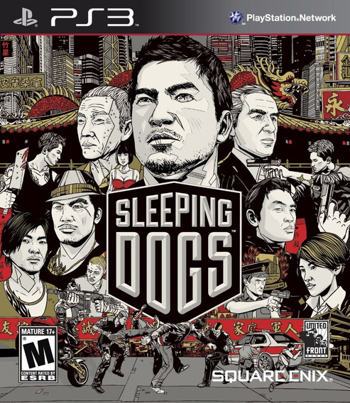 Sleeping Dogs - Psn Ps3 Pronta Entrega