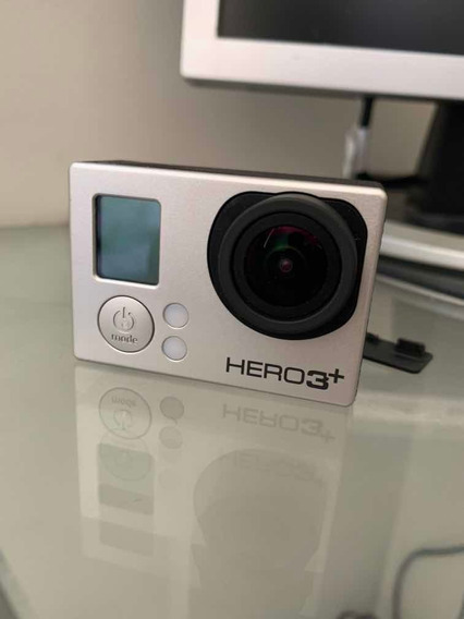 Gopro Hero 3+ Black Com Defeito