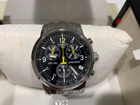 Relógio Tissot 1853 T461 Prc200 - Original - Na Caixa