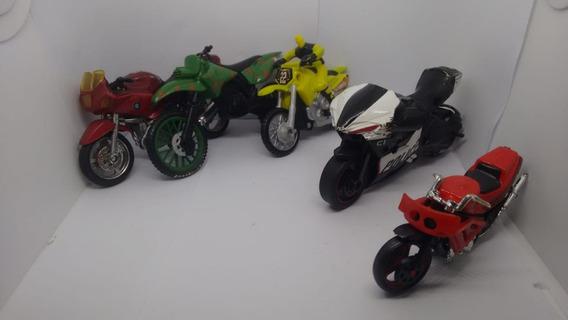 Lote De Miniaturas De Motos(5)