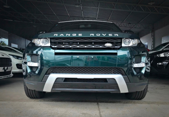 Land Rover Evoque Dynamic Coupé 2.0. Aut. Verde. 2013/13