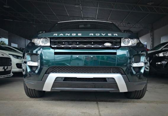 Land Rover Evoque Dynamic Coupé 2.0 Aut. Verde 2013/13