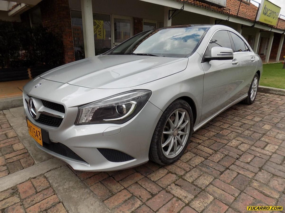 Mercedes Benz Clase Cla 200 1.6cc At Aa