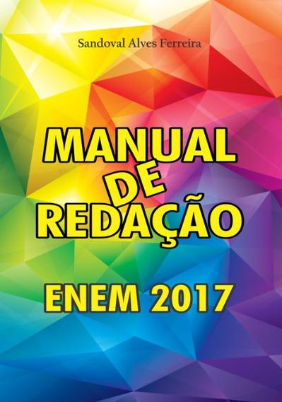 Manual De Redação Enem 2017