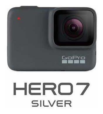 Go Pro Hero 7 - Silver