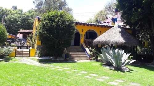 Domingo Diez Hermosa Casa Con Palapa, Alberca, Bungalow