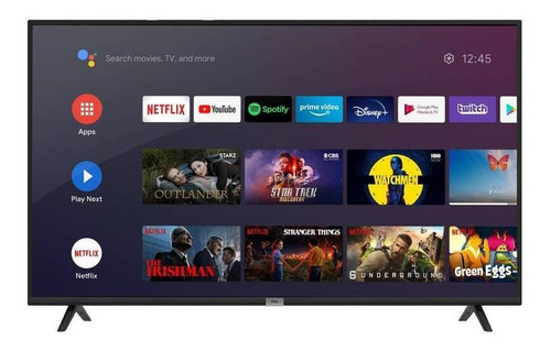"""Imagen 1 de 4 de Smart TV TCL L42S6500 LED Full HD 42"""" 220V"""