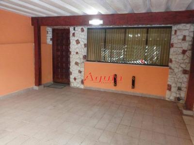 Sobrado Com 4 Dormitórios À Venda, 161 M² Por R$ 430.000 - Parque Oratório - Santo André/sp - So0937
