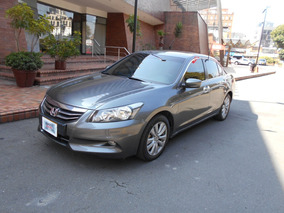 Honda Accord Ex V6 2011 Bxu 187