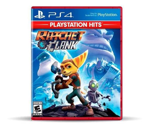 Ratchet & Clank Hits (nuevo) Ps4 Físico, Macrotec