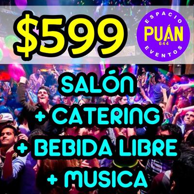 Salon De Fiestas Caballito Flores Boedo Parque Chacabuco