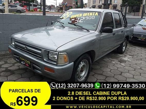 Toyota Hilux Cd 4x2 Dlx 2.8 1999