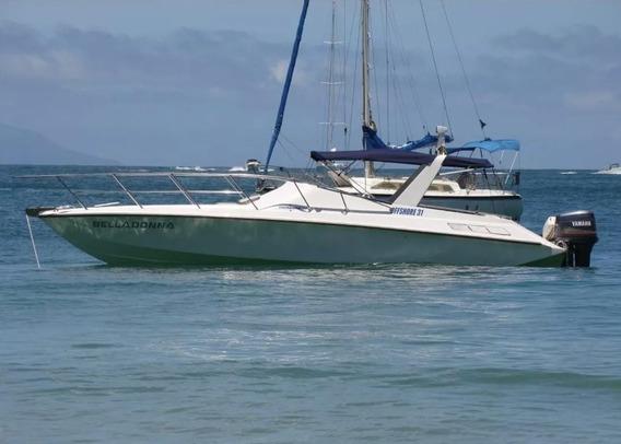Lancha Tecnomarine Offshore 31 Pés