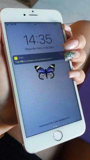 iPhone 6splus 64gb Rosê Gold