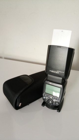 Flash Yongnuo Yn600ex-rt Ii