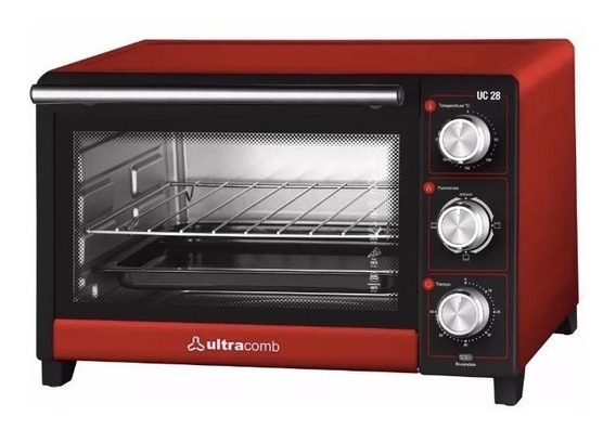 Horno Electrico Ultracomb Uc23