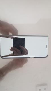 Funda Original Clear View Standing Cover Samsung S8