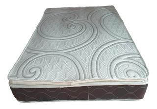 Colchón Para Cuna Cama Corral 95 X 140cm Resorte