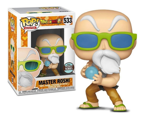 Funko Pop! Master Roshi #533 Especiality Series