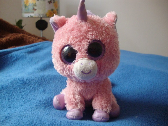 Pelucia: Maga - Beanie Boos - Unicornio - Ty - 16cm