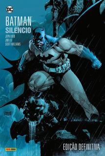 Batman: Silêncio - Edição Definitiva - Dc Comics