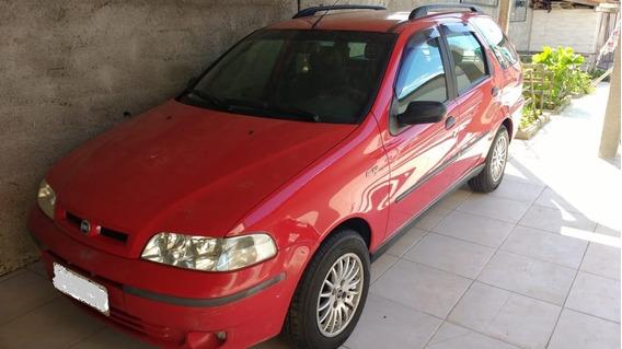 Fiat Palio Weekend Elx Ano 2002