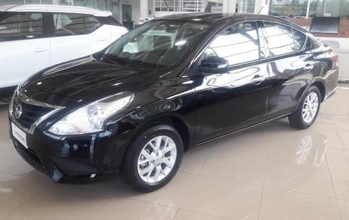 Nissan Versa V-drive Plus At  Financio E Inmediata #02