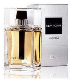 Perfume Christian Dior Homme Edt 100 Ml Caballero Original