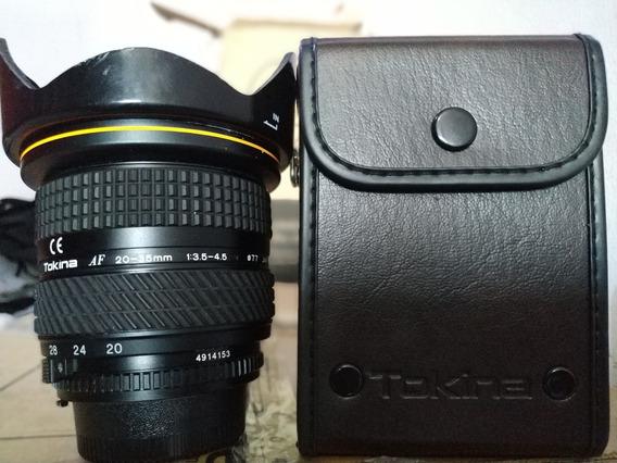 Tokina 20-35mn 3.5-4.5 Nikon