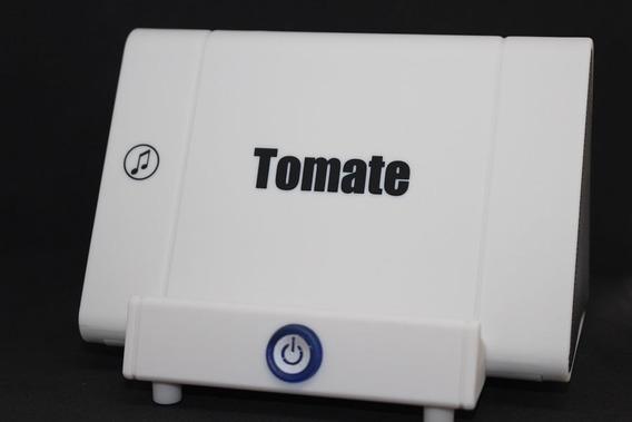 Caixa De Som De Indução Tomate Original Celular Barato