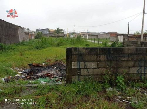 Imagem 1 de 2 de Terreno À Venda, 312 M² Por R$ 45.000,00 - Regina Maria - Mongaguá/sp - Te0183