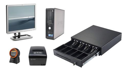 Computador Pos Sistema Completo + Obsequio Inventario Factur