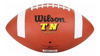 Bola Futebol Americano Wilson Tn Indestructo - Official Size