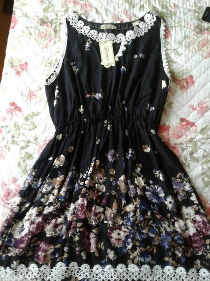 Vestido Curto (tamanho Gg) - Lizan Fashion