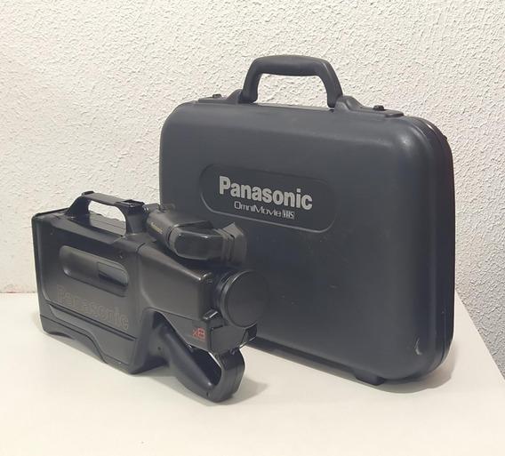 Filmadora Panasonic Pv-610 No Estado Ler Descrição