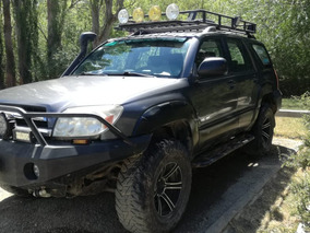 Toyota 4runner Full Equipada, Kit Levante, Parrilla, Huinche