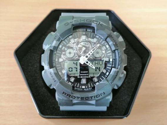 Relojes G-shock Ga-100