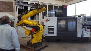 Brazo Robot Fanuc S-420 I F Completo Recien Importado