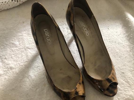 Zapatos Paruolo Animal Print
