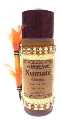 Colonia Kumatê 115ml Flagrância Amazônica Natural Perfume