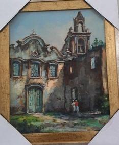 Obra De Arte De Veiga Convento N S Conceição - Itanhaém