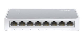Switch D-link 8 Puertos