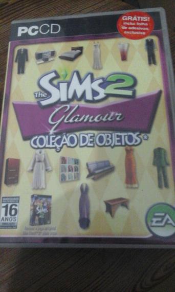 The Sims 2 Glamour Coleção De Objetos Pc Cd