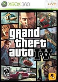 Gta 4 Xbox 360 Original