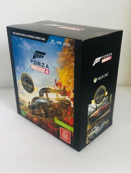 Jogo Forza Horizon 4 Xbox One + Boné +2 Dlc Promoção