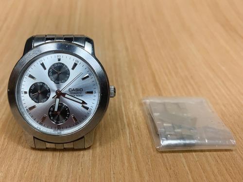 Relógio Casio Mtp-1192 Original